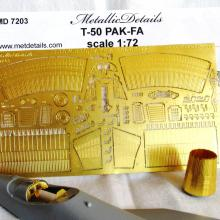 MD7203 Detailing set for aircraft T-50 PAK-FA