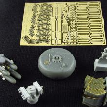 MDR4815 Detailing set for helicopter model AH-64 Apache LongBow