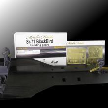MDR4824 SR-71 Blackbird. Landing gears