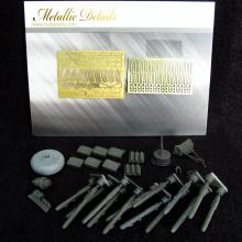 MDR7220 Detailing set for helicopter model AH-64 Apache LongBow