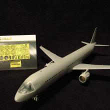 MD14420 Detailing set for aircraft model Airbus A321