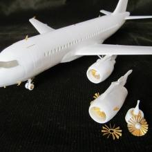MD14401 Detailing set for aircraft Airbus A319