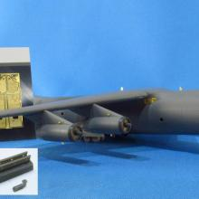 MD14423 Detailing set for aircraft model C-141