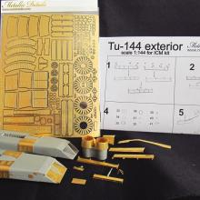 MD14403 Detailing set for aircraft Tu-144