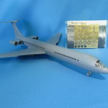 MD14425 Detailing set for aircraft model Il-62