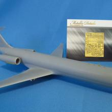 MD14427 Detailing set for aircraft model MD-87