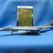 MD14436 Detailing set for aircraft Tu-160