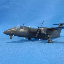 MD14437 Detailing set for aircraft model DHC-8-106 Dash 8