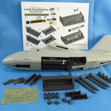 MDR4845 S-3A/B Viking. Bomb bay