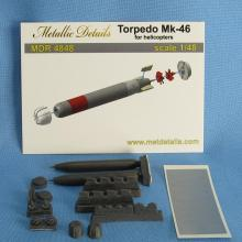 MDR4848 Torpedo Mk-46 for helicopters