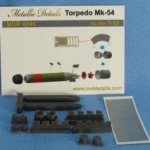 MDR4849 Torpedo Mk-54