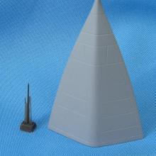 MDR4852 SR-71A Blackbird. Nose cone