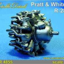 MDR4855 Pratt & Whitney R-2800