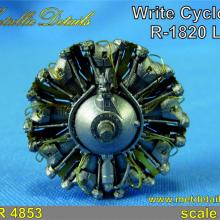 MDR4853 Wright R-1820 Cyclone late