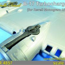 MDR4857 B-17. Turbochargers