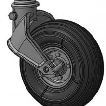 MDR48102 Bf 109E. Tail support