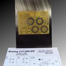 """MD14405 Detailing set for Zvezda kit """"Boeing 777-300 ER"""""""