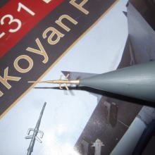 MD4821 MiG-31. Pitot Tube