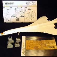 MD14407 Detailing set for aircraft model Concorde