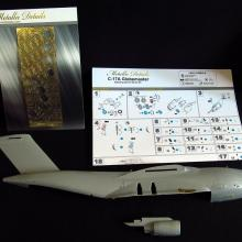MD14410 Detailing set for aircraft model C-17A Globemaster