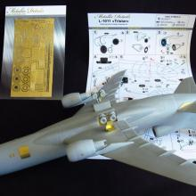 MD14411 Detailing set for aircraft model L-1011 Tristar