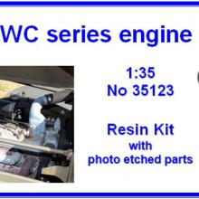 35123 Dodge WC series engine