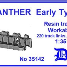 35142 Panther Early type Workable resin track