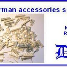 3521 German Accessories set I