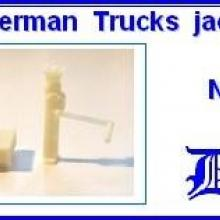 3536 German trucks jack