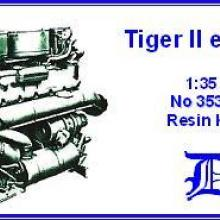 3538 Tiger II engine