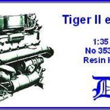 3538 Tiger II engine