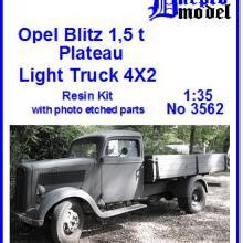 3562 Opel Blitz 1,5t Plateau