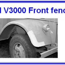 3567 Ford V3000 Front fenders Detail set for ICM 35411