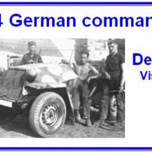 3574 BA-64 German command car Detail set