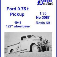 3587 Ford 0.75 ton Pickup 1941