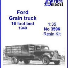 3596 Ford Grain truck 16 foot bed 1940