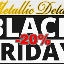 Black Friday 2020: -20% for all