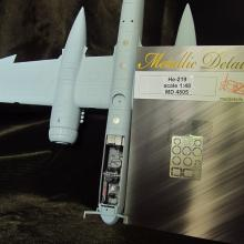 MD4806 Detailing set for aircraft model He-219